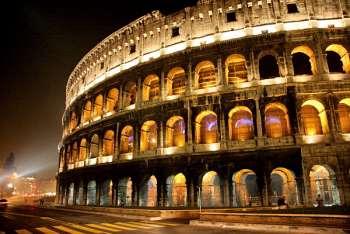 Какое первое впечатление производит Рим?