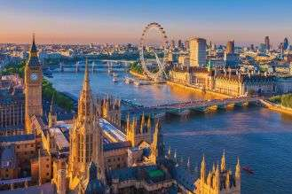 Потрясающий Лондон