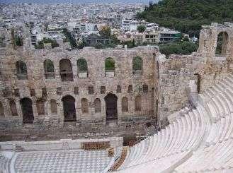 Красота в Афинах