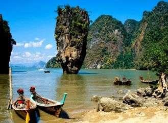 Пляжный отдых в Индонезии, Тайланде и Индии