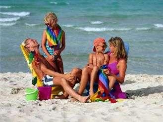 Отдых для всей семьи в Испании