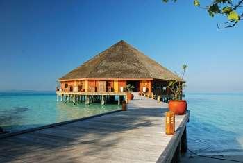 Южная Азия. Мальдивы