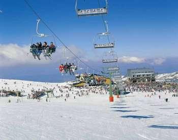 Зимний курорт в Испании