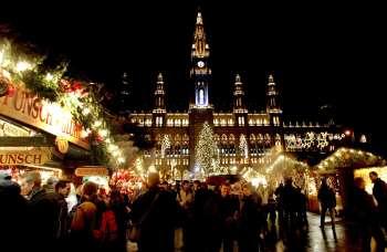 Рождество в Австрии