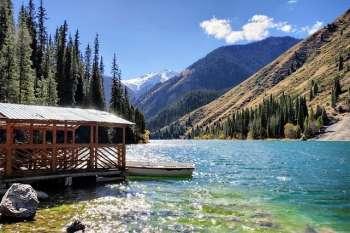 Отдых в Казахстане зимой и летом, и на любое предпочтение