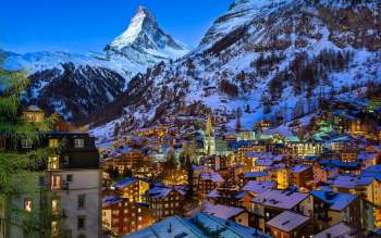 Эта элегантная Швейцария