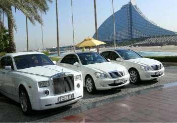 Аренда авто в Дубаи