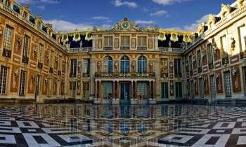 Версаль - удивительное место