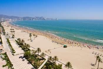 Валенсийское побережье