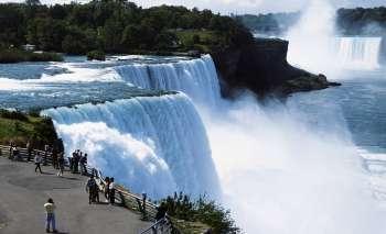 Ниагарский водопад, Нью - Йорк, США