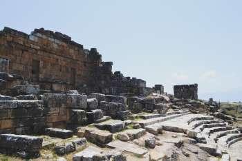 развалины храма Аполлона