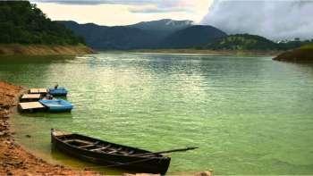озеро Умиам