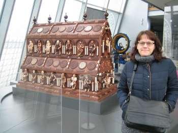 Кельн музей шоколада