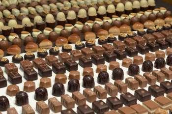 Кельн шоколад